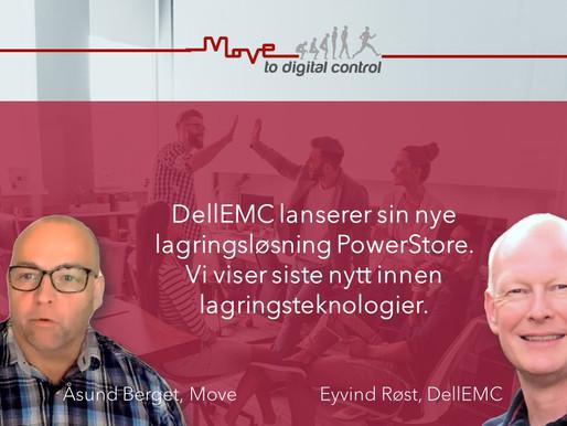 DellEMC lanserer PowerStore
