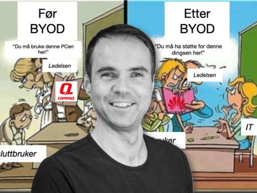 Hva BYOD har lært oss?