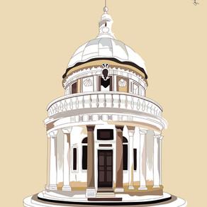 Tempietto at San Pietro in Montorio