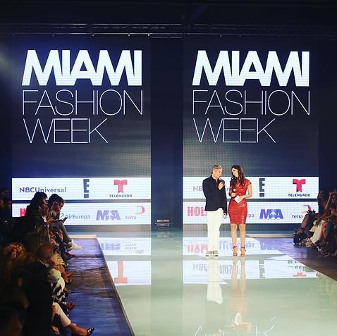 Miami Fashion Week 2016 Ice Palace