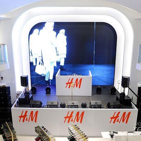 H&M Concert
