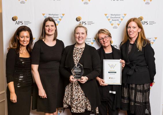 Award-winning Viva Energy Female Leadership Program