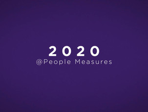 People Measures End of Year Gathering 2020