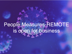 COVID-19 response from People Measures