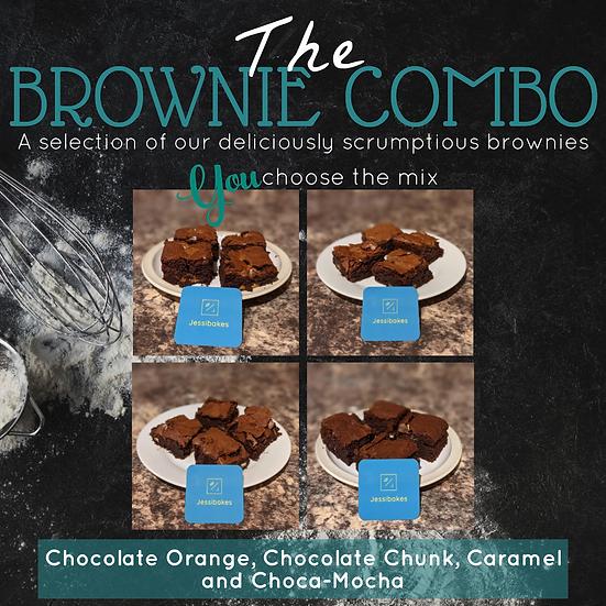 Brownie Combo