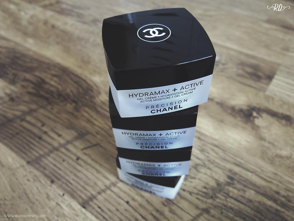 Chanel Hydramax Active Gel Creme