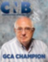 John Robertson - GCA Champion 2017