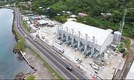 Power Plant in American Samoa