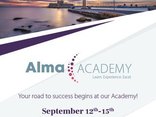 Alma Academy 2019