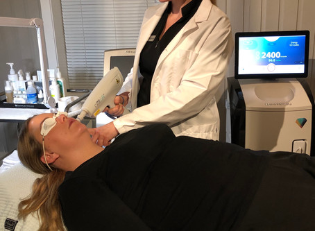 4D laserbehandling trenger ikke være vondt eller gi nedetid