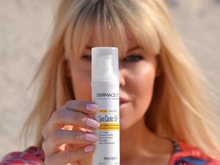 Derfor bør du velge Sun Ceutic - solkremen fra Dermaceutic