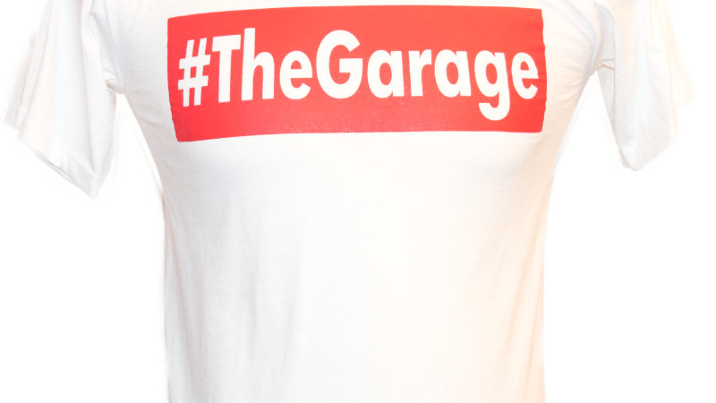 The Garage Hashtag collection #TheGarage