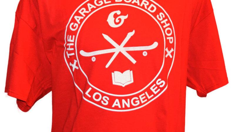 The Garage Board Shop Target tee