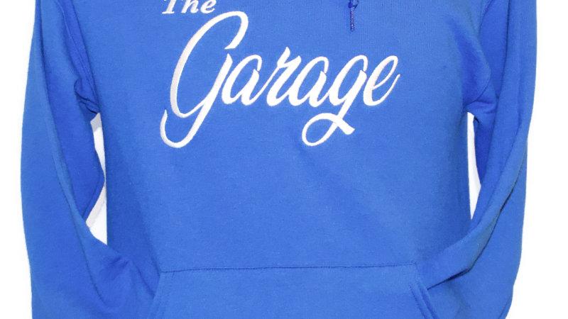 The Garage script hoodie