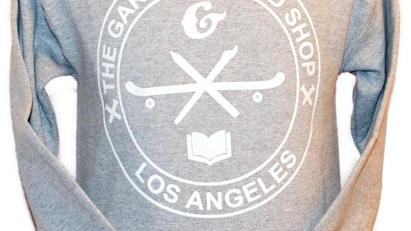 The garage board shop target hoodie
