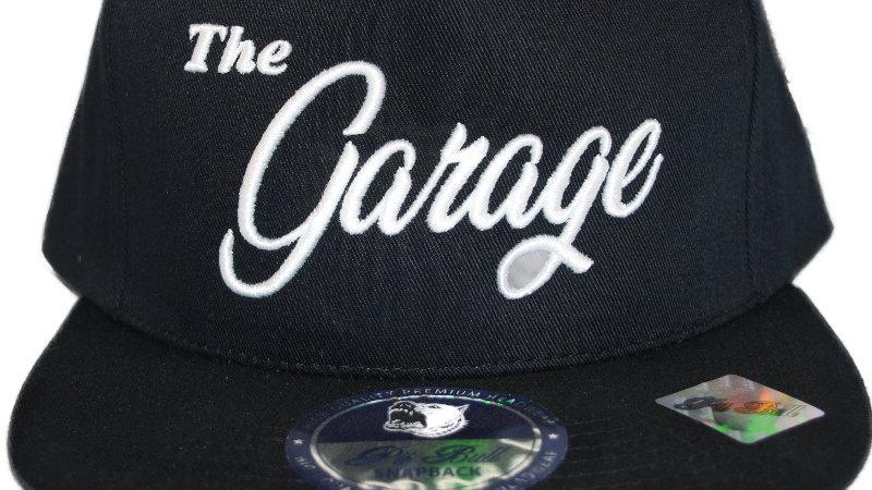 the garage snapback hat