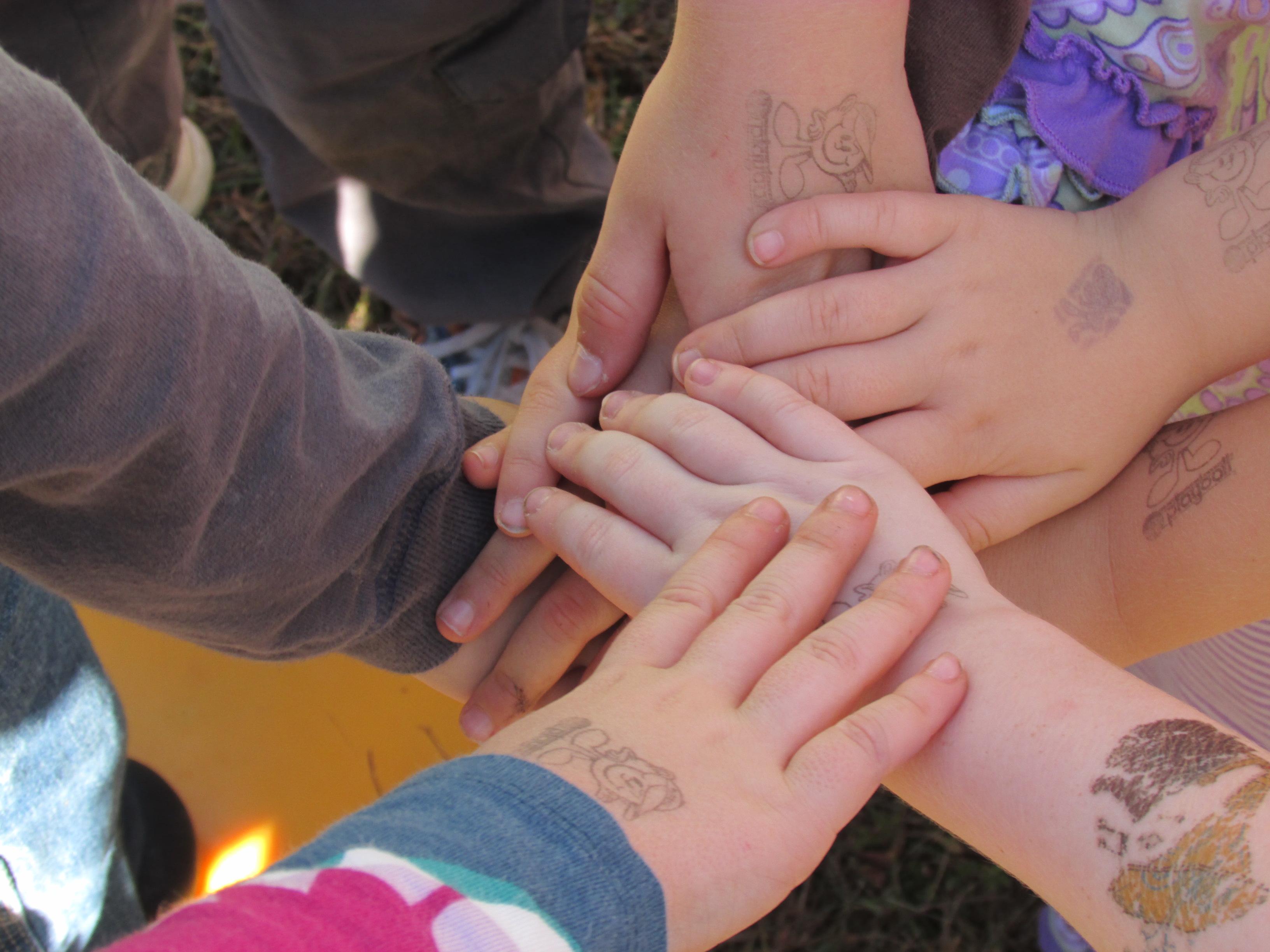 Playball Asheville teamwork