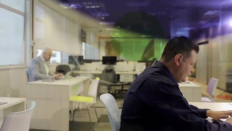 O Diretor Comercial da NPO Sistema apresenta as soluções de segurança de dados.
