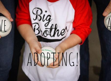 Hutcheson Family Adoption Story