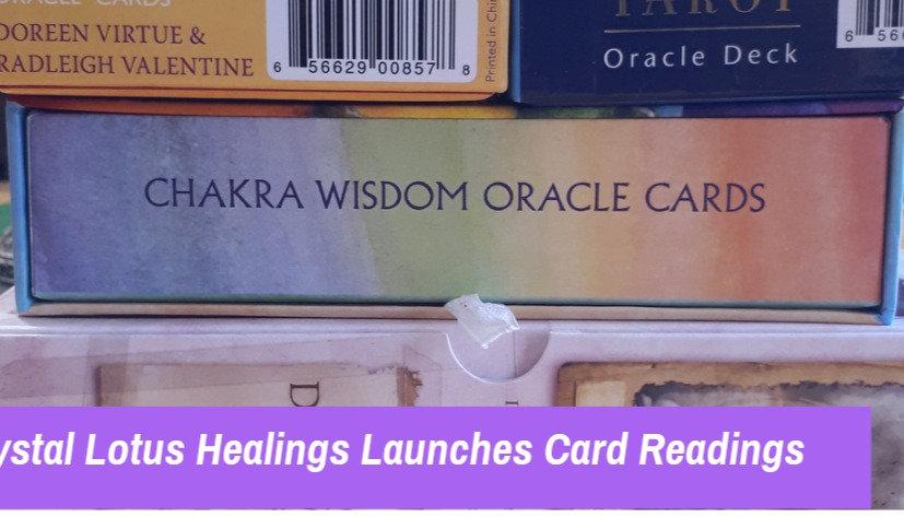 Tarot/Oracle Card Readings