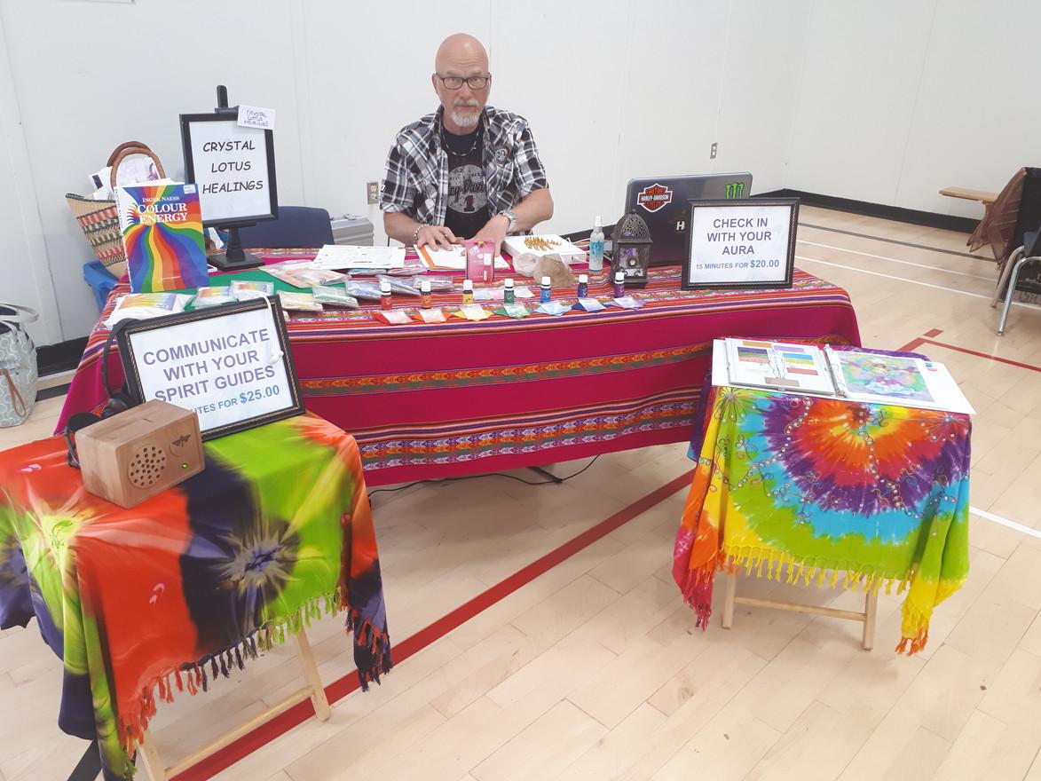 Spirit Of Pagan Paths Psychic Fair Comox Aug 24 2019
