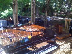 Stride pianos _ FiLoli Gradens