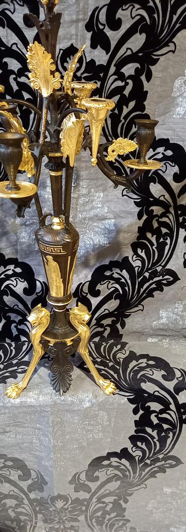 chandelier.