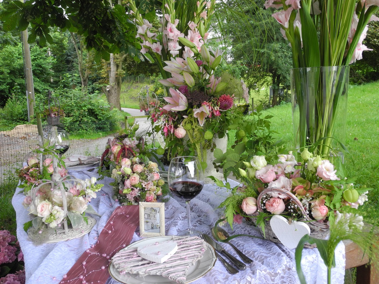 Blütenzauber by Angelika Rasche