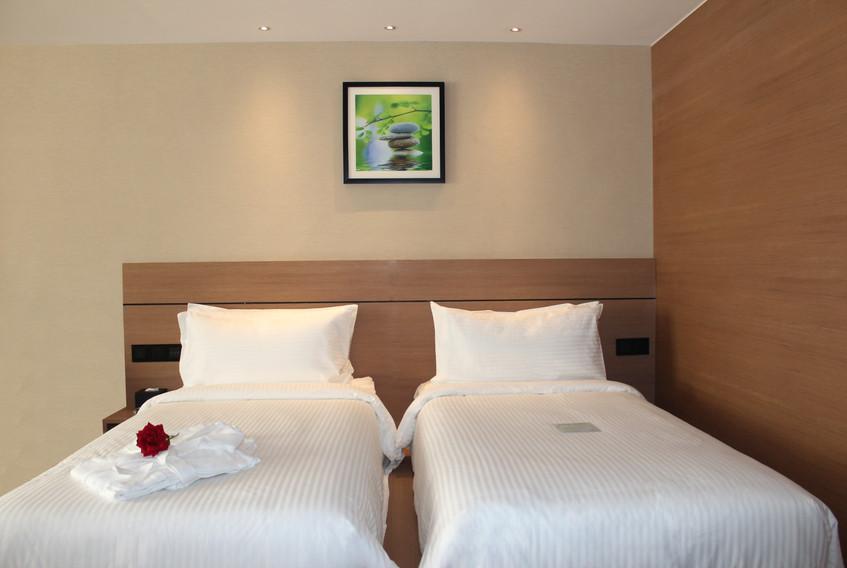 1、(2) 双床 Twin bed.JPG