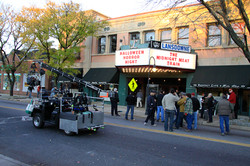 Setting up for Silver Linings Playbook