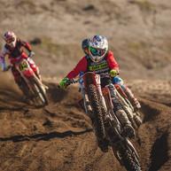 moto cross compétition