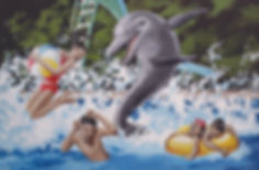 11.kids.pool.dolphin.jpg