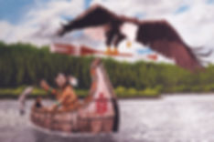 13.boy.canoe.eagle.jpg