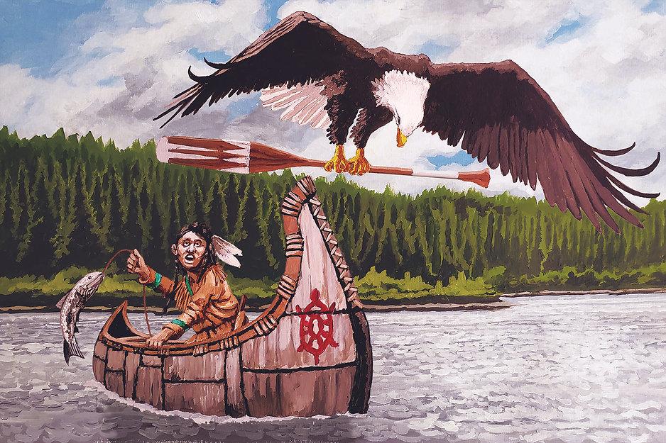 13.boy.canoe.eagle.jpg
