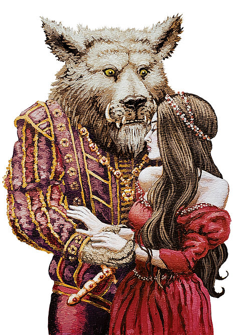 beauty and her beast