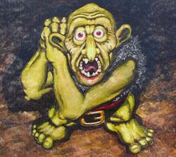 Angry Goblin