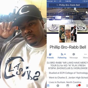 DJ Bro-Rabb Bell