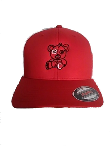 Clasiks Red Bear Hat