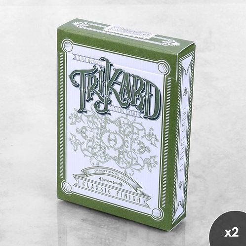 TriKard - Veridian 2 Pack
