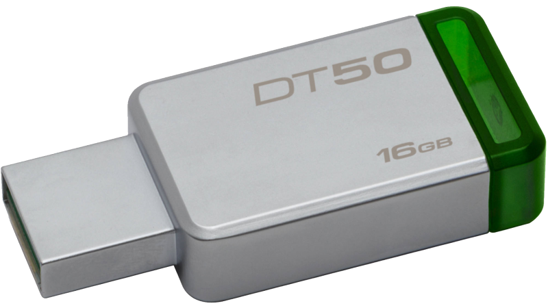Chiavetta USB Kingston DT50 16gb
