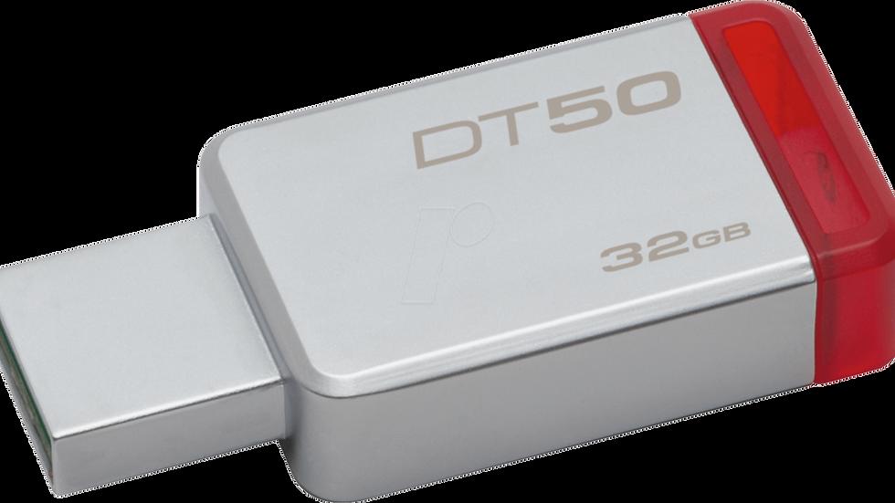 Chiavetta USB Kingston DT50 32gb