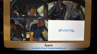 Eyeris In-vehicle Video