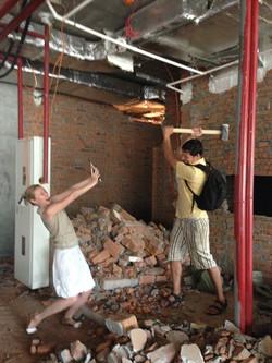 ZEO construction