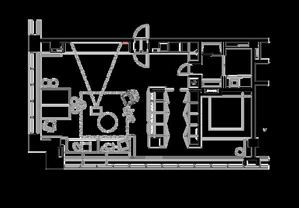 OMO LoftThai layout