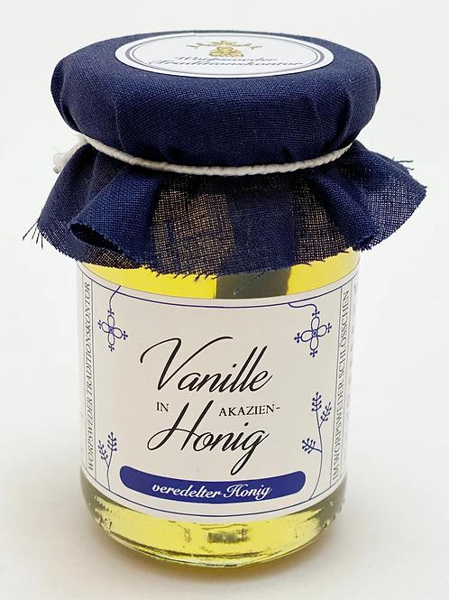 Vanille in Akazien-Honig