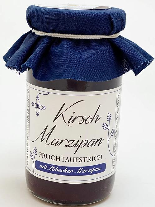 Fruchtaufstrich Kirsch-Marzipan
