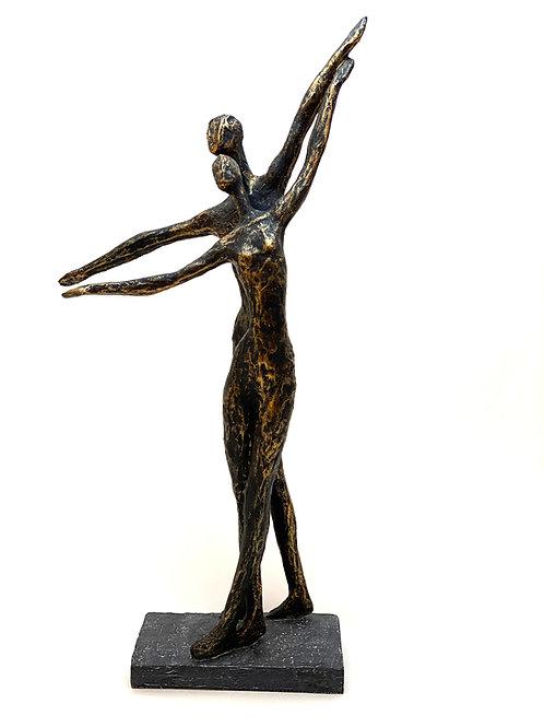 Skulptur Tanzpaar
