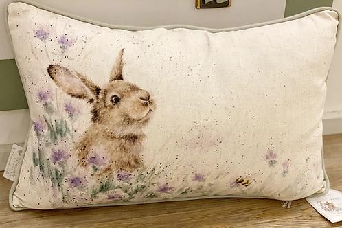 """Wrendale Designs Dekokissen Wiesenhäschen """"Meadow Rabbit"""""""