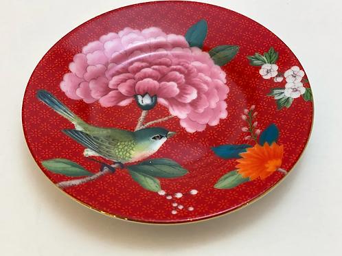 Pip Studio Blushing Birds Teller Petit Four