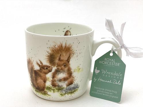 Wrendale Designs Becher Eichhörnchen - Between Friends